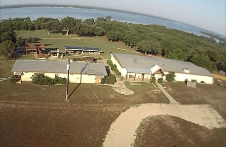 Waterfront Cedar Creek Ranch on Lake Whitney